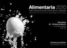 Афиша выставки Alimentaria-2010