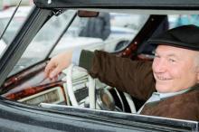 Ex alcalde de Moscú Yiri Luzhkov