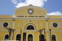 Centro Cívico Estación del Norte en Zaragoza
