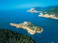 Остров Са-Феррадура на Ибице можно арендовать за 145 000 евро в неделю.