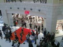 La primera tienda de H&M en el centro comercial Metropolis en Moscú ocupa una superficie de 3.000 m2. Foto: meet.livejournal.com